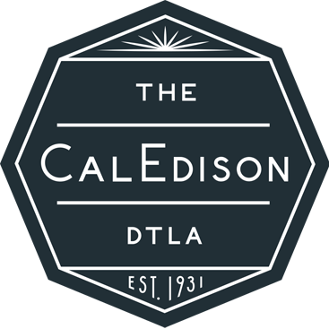 The CalEdison DTLA Logo